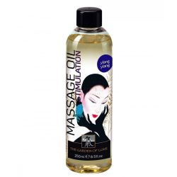 Shunga luxus masszázsolaj - ylang-ylang