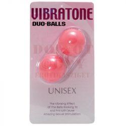Unisex páros gésagolyó - rózsaszín