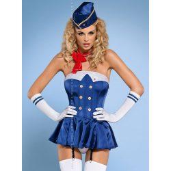 Stewardess corset - Obsessive jelmez