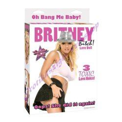 Britney élethű szexbaba