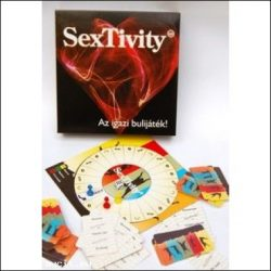 Sextivity - szex társasjáték