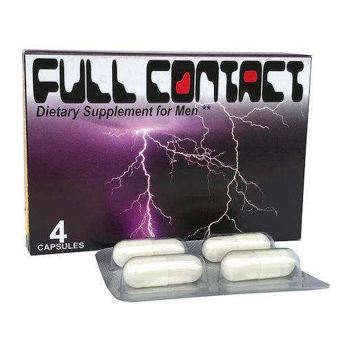 Full contact potencianövelő - 4 db