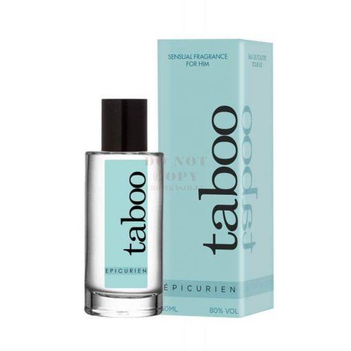 Taboo Epicurien férfi feromon parfüm - 50 ml