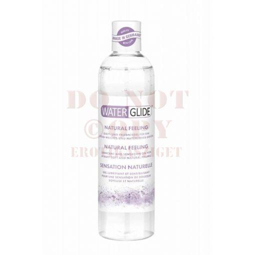Prémium vízbázisú natúr síkosító - 300 ml