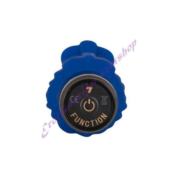 Lotus nyelves vibrátor - kék