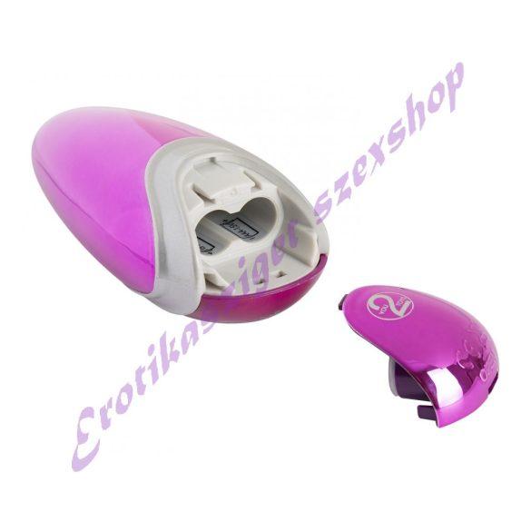 Brilliant metál csiklóizgató vibrátor