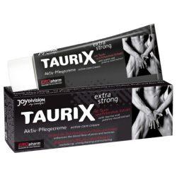 Extra erős péniszkrém - Taurix