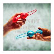 Smartballs duo piros gésagolyó - Fun Factory