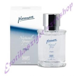 HOT natural spray férfiaknak - 50 ml