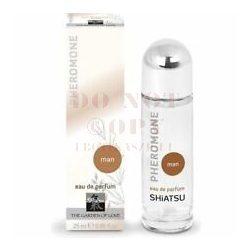 Shiatsu feromon tartalmú férfi parfüm – 25 ml