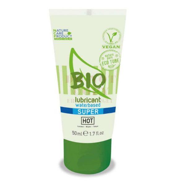 Hot Bio Superglide vízbázisú síkosító - 50 ml