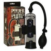 Vibrációs péniszpumpa - Power Pump