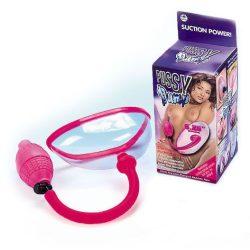 Rózsaszín vaginapumpa