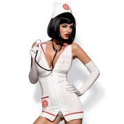 Emergency dress - sztetoszkóppal S/M