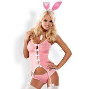 Bunny suit - szexi jelmez S/M