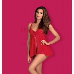 Obsessive Rougebelle babydoll - S/M