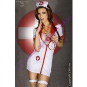 Chilirose nővér jelmez - S/M