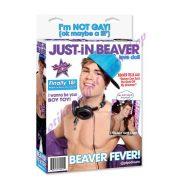 Just-in Beaver szexbaba