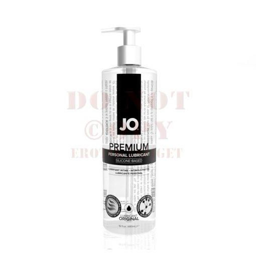 JO prémium minőségű szilikonos síkosító - 480 ml