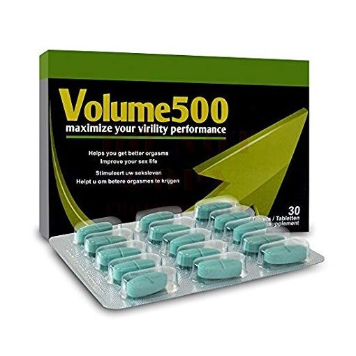 Volume 500 spermanövelő tabletta - 30 db