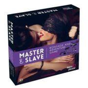 Mester & Szolga – prémium BDSM társasjáték