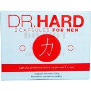Dr.Hard potencianövelő kapszula - 2 db