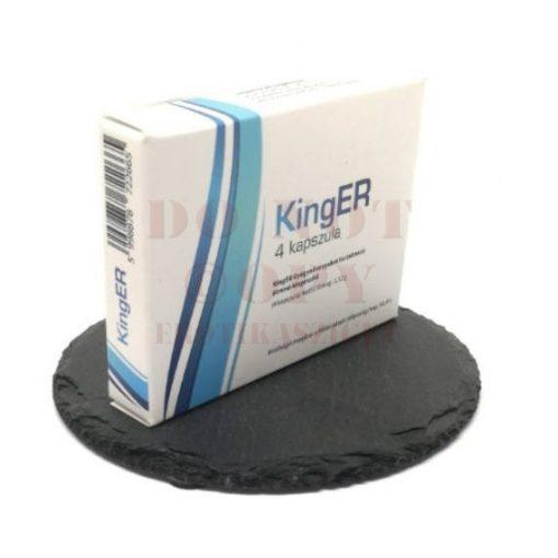 Kinger kapszula - 4 db